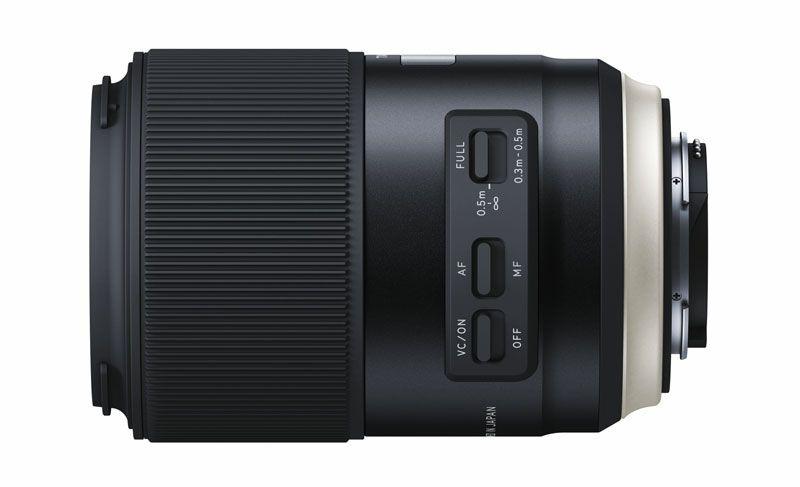 objetiva Tamron SP 90mm F/2.8 MACRO 1:1 Di VC USD (Modelo F017)