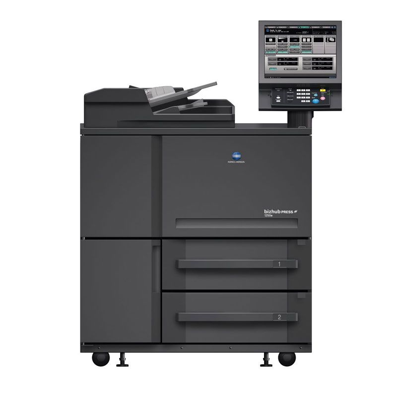 Konica Minolta impressora bizhub PRESS 1052