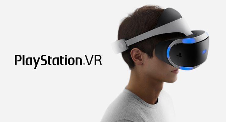PlayStation VR chega em outubro