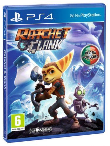 Título Ratchet & Clank para PS4 já chegou às lojas portuguesas por 39,99 euros