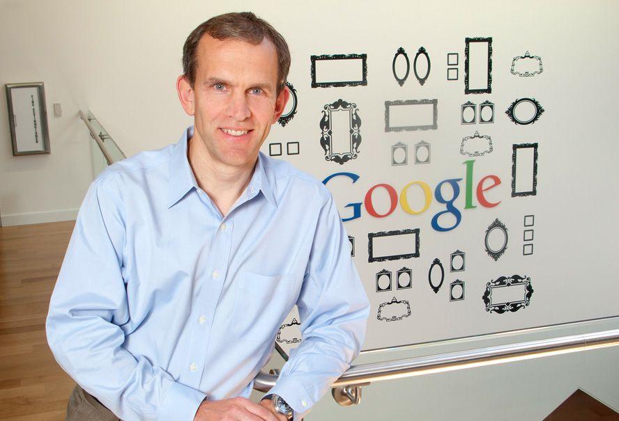 Kent Walker Google