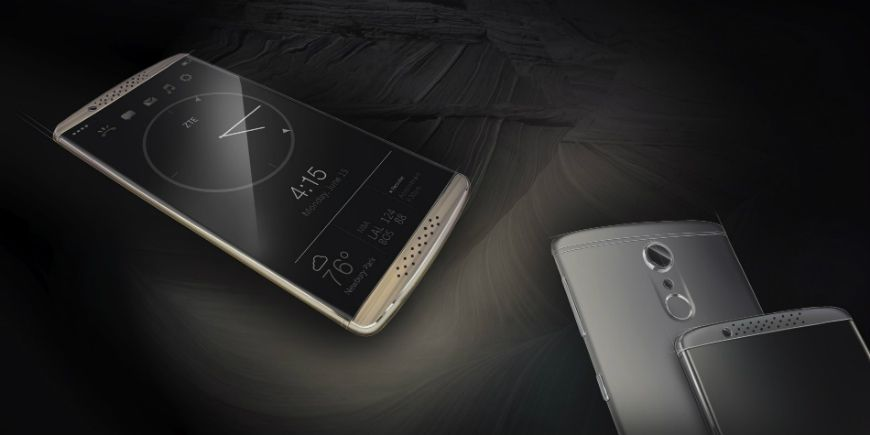 smartphone parceria ZTE BMW melhor telemóvel de 2016
