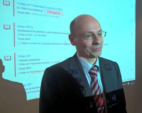 Carlos Amaral, CEO da Priberam