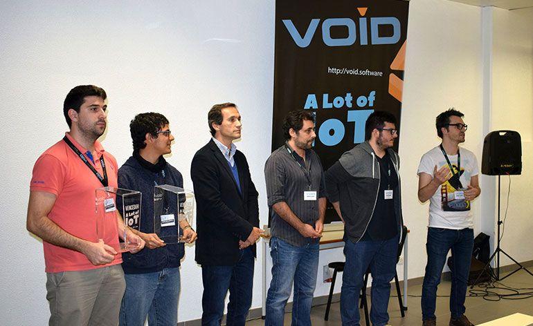 VOID oferece bolsas de estudo a estudantes do IPLeiria