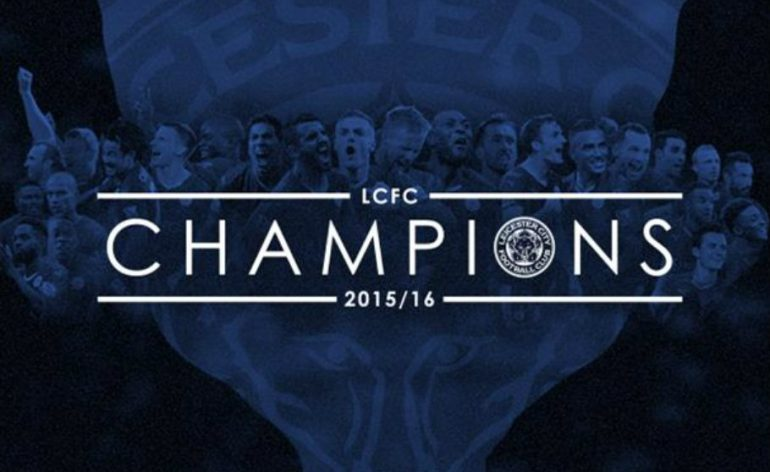Leicester campeão inglês