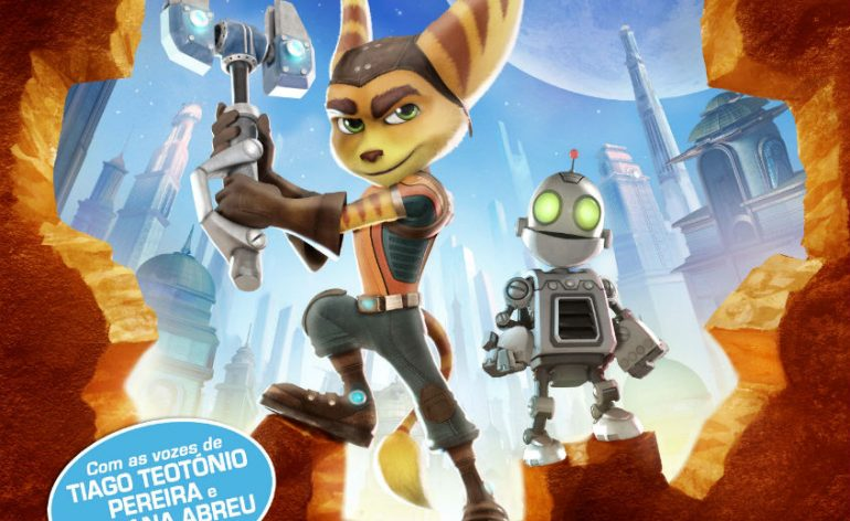 ratchet e clank no cinema