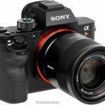 câmara Sony a7rii