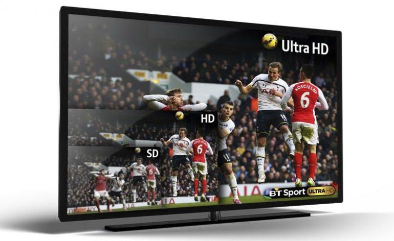 tv 4k preços