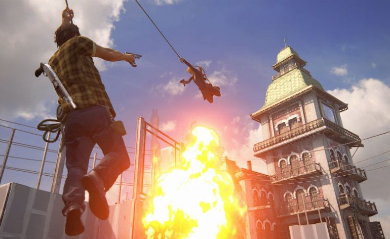 uncharted 4 para PlayStation