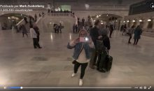 Zuckerberg mostra primeiro vídeo 360 feito com a nova Surround