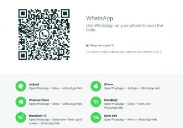WhatsApp Windows Mac OS