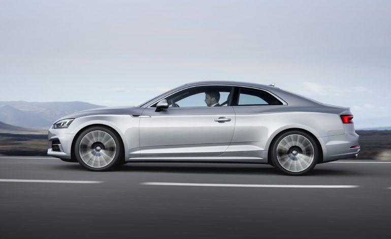Novo Audi A5 Coupé