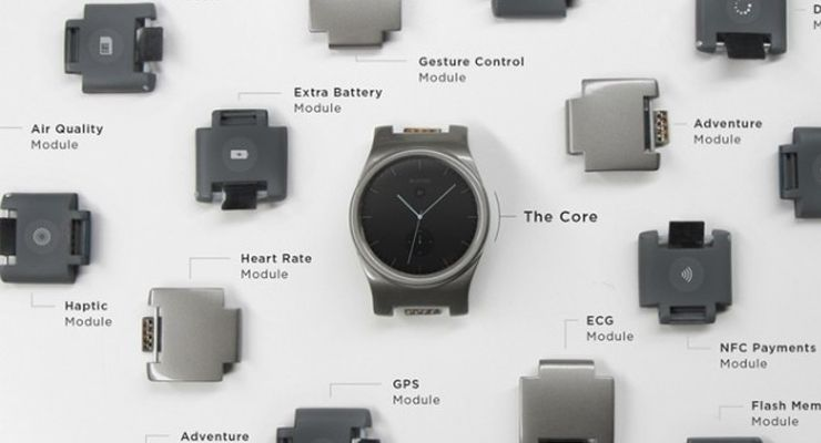 BLOCKS smartwatch modular
