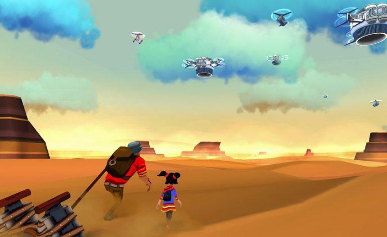 Cloud Chasers está disponível em português