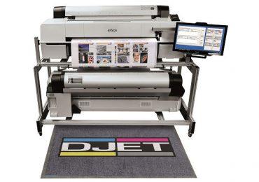 Epson estreia sistema de impressão DJet 10000 na Drupa