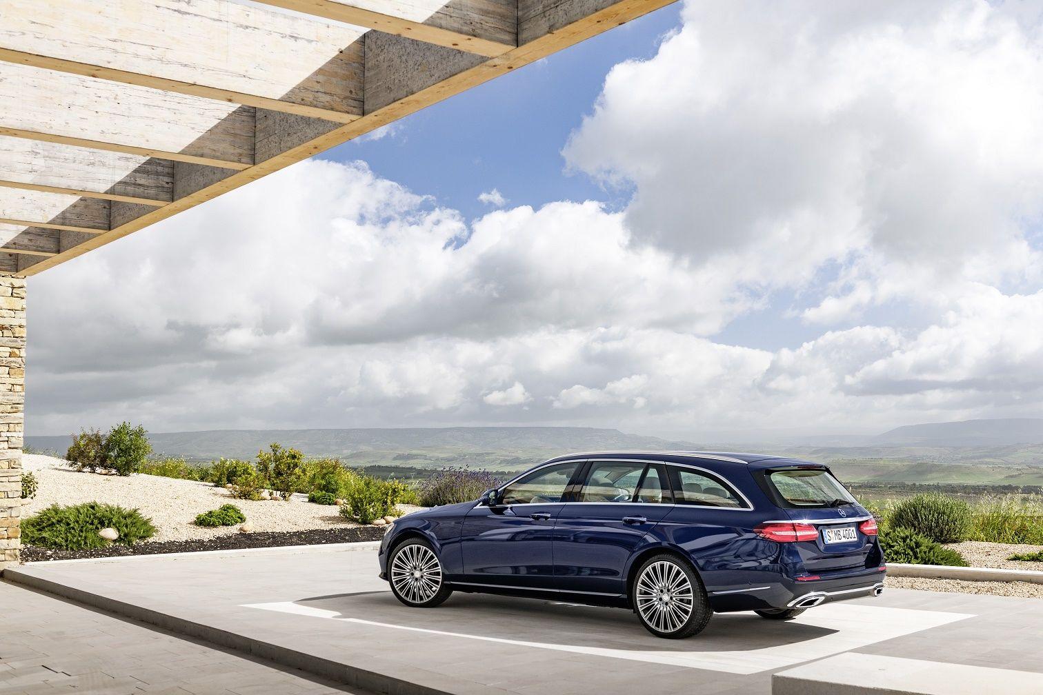 Novo Mercedes Classe E Station