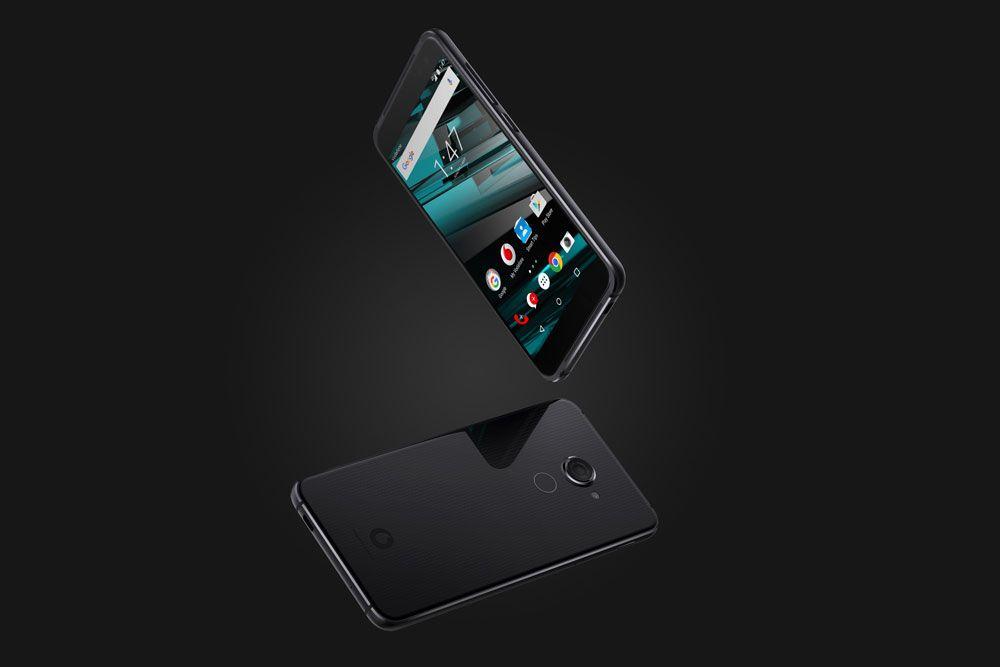 Smart 7 platinum o smartphone topo de gama da Vodafone