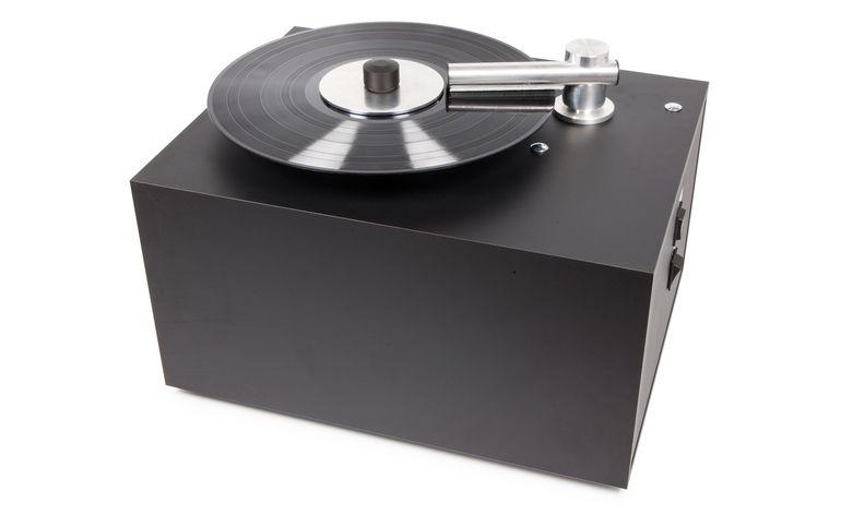 Pro-Ject VC-S: Novo e poderoso sistema de limpeza para discos de vinil