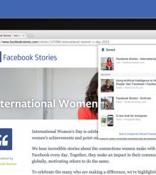 Facebook facilita partilhas com extensões do Chrome