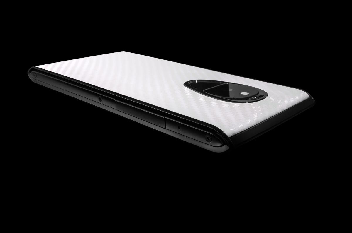 Solarin: Side - Crystal White Carbon + DLC