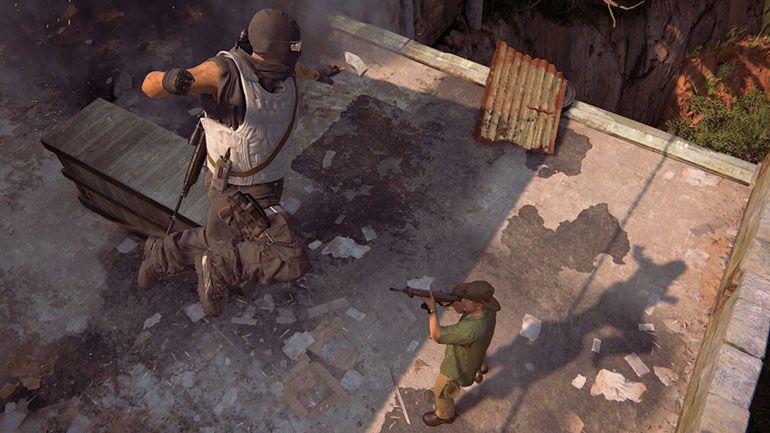 novo DLC multijogador para Uncharted 4: O Fim de um Ladrão - DLC Lost Treasures