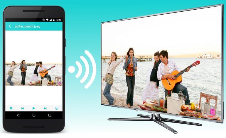 APP gratuito faz streaming de fotos e videos para Smart TV