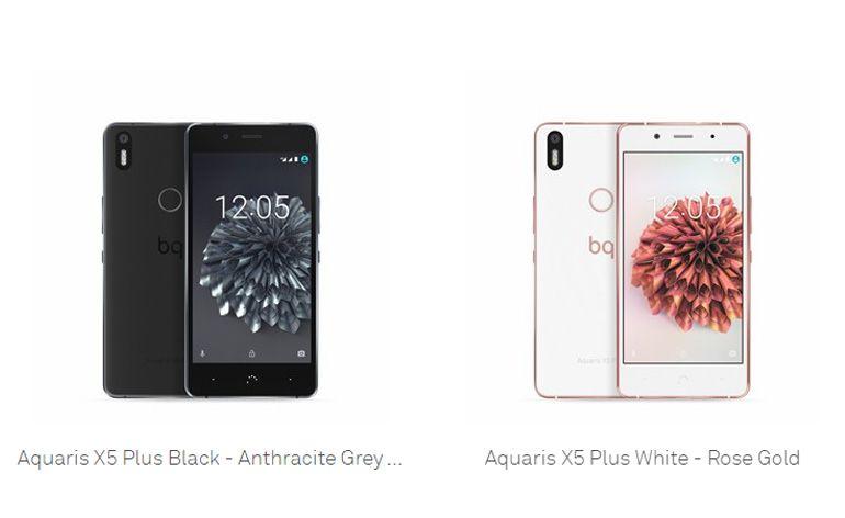 Aquaris X5 Plus: O primeiro smartphone europeu com sistema ...