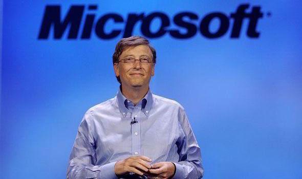 Bil Gates fundador da Microsoft