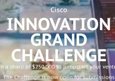 Cisco desafia empreendedores digitais a nível global