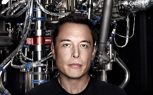 Tesla, SpaceX e Paypal são algumas de suas criações