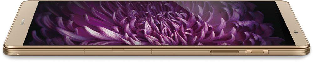 Huawei MediaPad M2: um design impressionante e uma tecnologia audiovisual inovadora