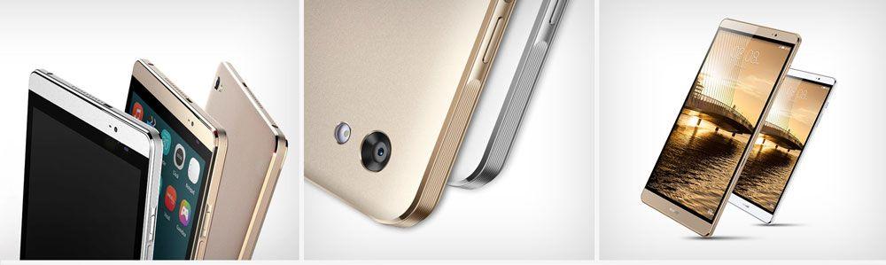"""Huawei MediaPad M2: Um tablet de 8"""" totalmente metálico"""
