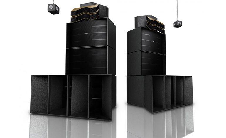 Pioneer Pro Audio instala sistema de som gigante no Festival Lovebox, em Londres