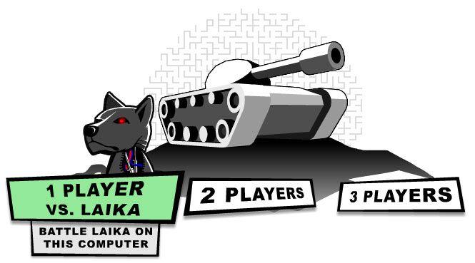 jogasdor contra Laika