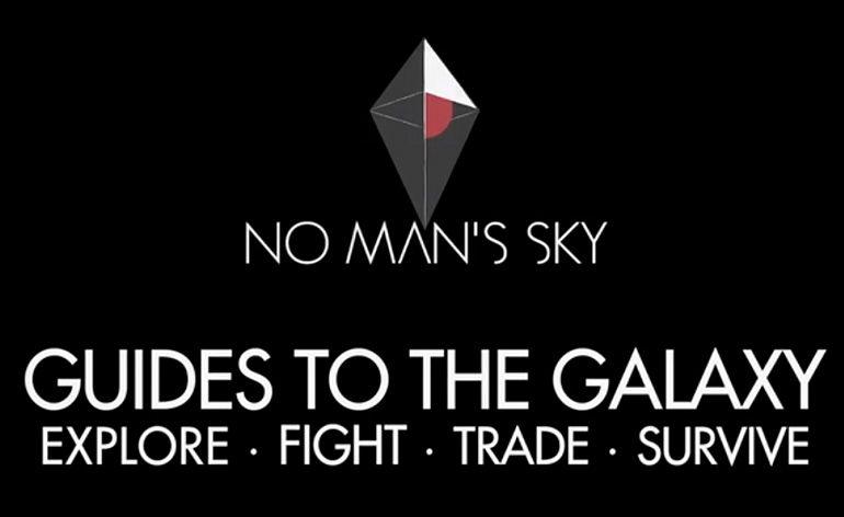 """No Man's Sky lança primeiro vídeo de """"Guias da Galáxia"""""""