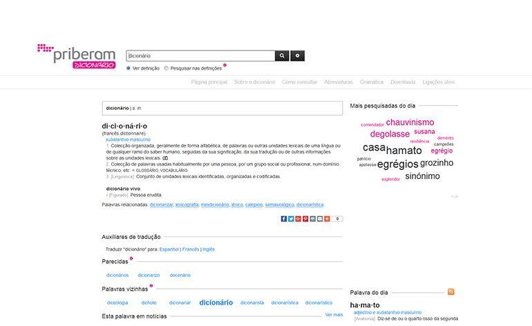 Priberam nas Jornadas dos Dicionários: Lexicografia e Dicionarística Portuguesas
