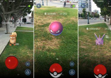 loucura com o Pokémon Go