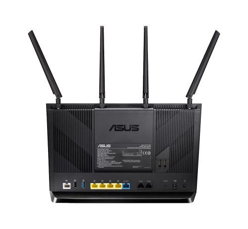 ASUS DSL-AC87VG AC2400 Dual-Band Wi-Fi DSL VoIp Modem Router