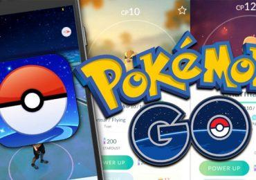 Pokémon GO Google Maps