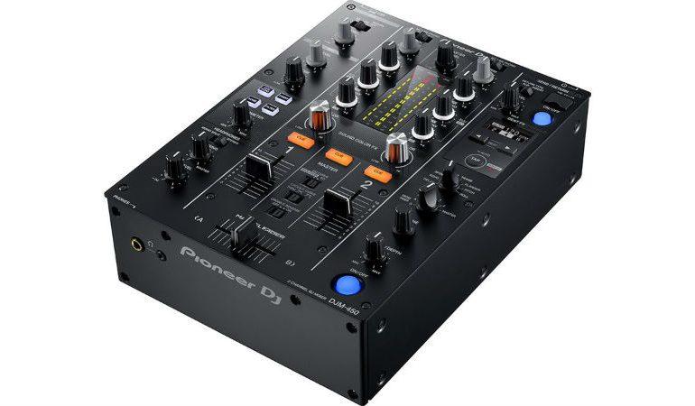 DJM-450 da Pioneer DJ