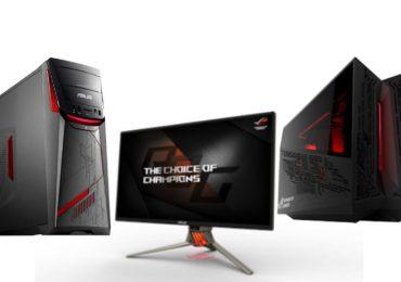 ASUS dá a conhecer os produtos mais recentes de Gaming e de Lifestyle
