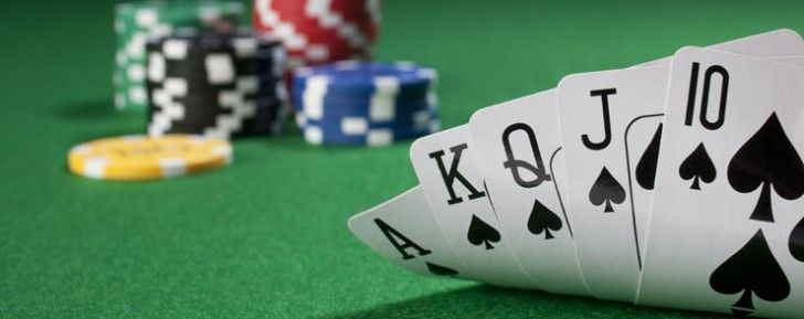 Poker ao vivo online