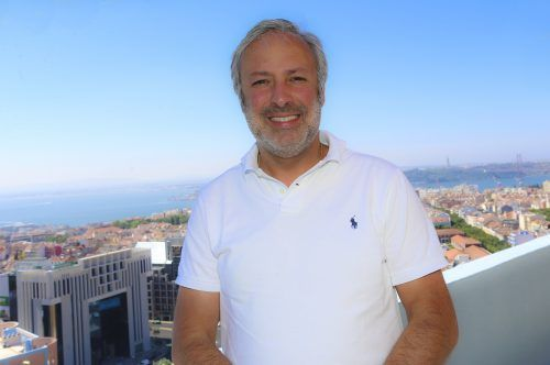 António Galhardo Simões, partner e CEO da SendIt
