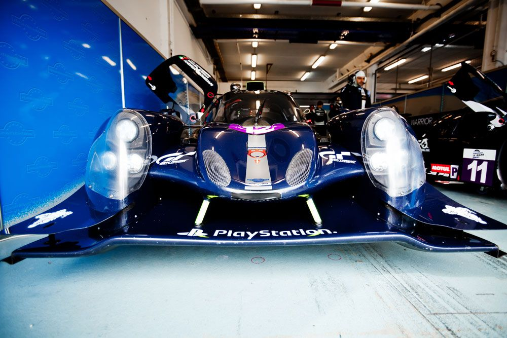 European Le Mans Series-Miguel Faísca