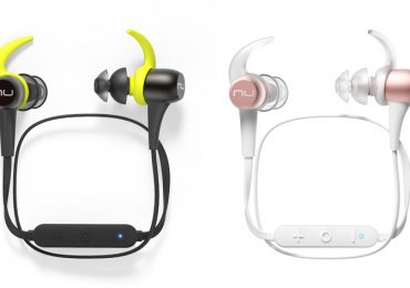 Nuforce BE Sport 3: Headphones wireless in-ear para desportistas