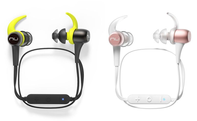Nuforce BE Sport 3: Headphones wireless in-ear para desportistas