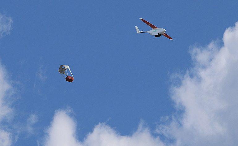 Ruanda lança o primeiro serviço mundial de entregas com drones