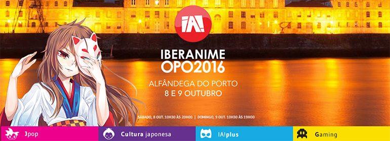 IBERANIME Porto: organização disponibiliza 500 novos bilhetes