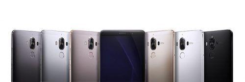 Huawei Mate 9 Cores