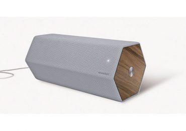TIMBER: Uma coluna Bluetooth ideal para um presente de Natal